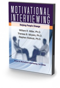 Motivational Interviewing DVD cover